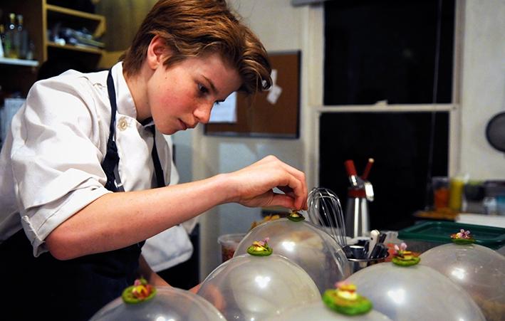 Cameron Yates: Chef Flynn – KULINARISCHES KINO