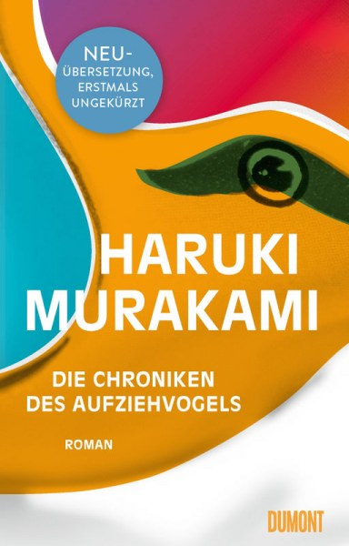 Haruki-Murakami-Aufziehvogel