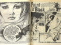 Misty – well known 1978 dark female comic book of supernatural and horror stories