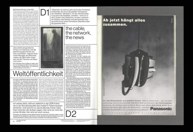 Das Jahr 1990 freilegen - Spector Books - 2