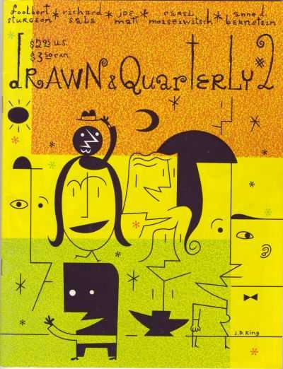 Drawn & Quarterly Magazine #2