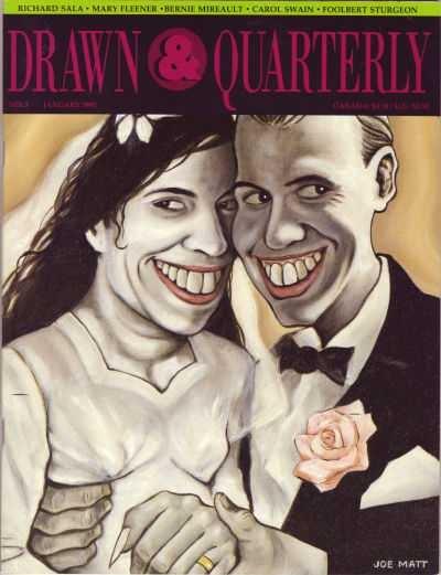 Drawn & Quarterly Magazine #3