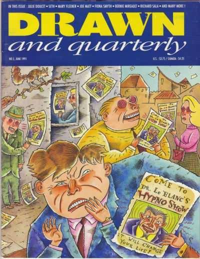 Drawn & Quarterly Magazine #5