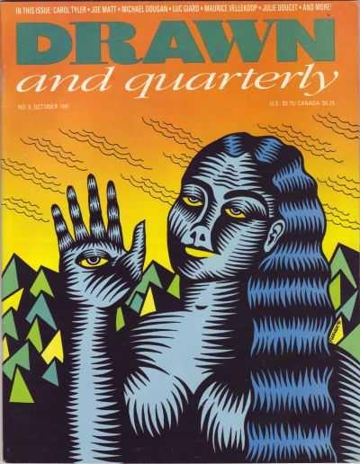 Drawn & Quarterly Magazine #6
