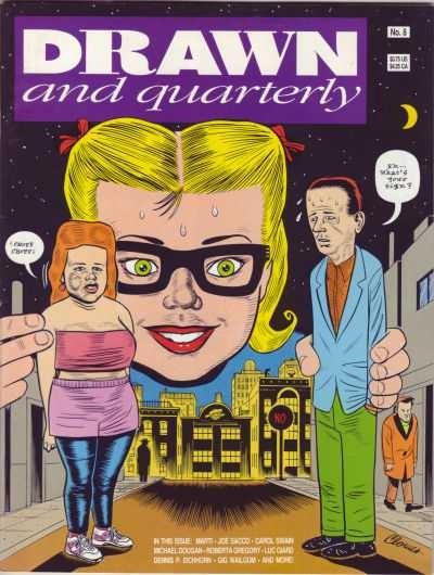 Drawn & Quarterly Magazine #8