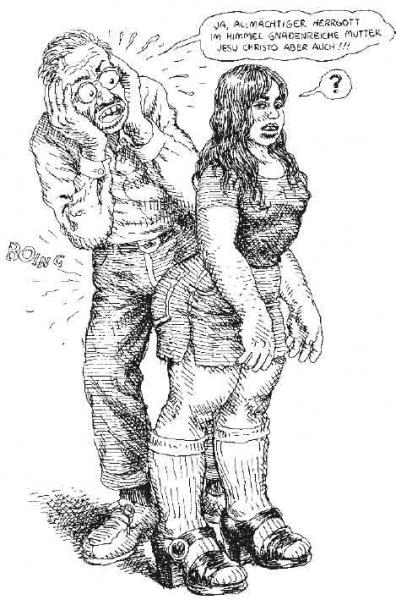 Robert Crumb »Frauen«
