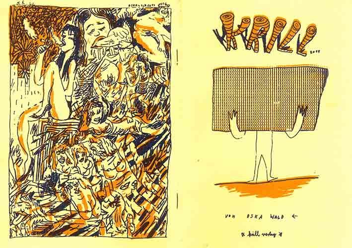 OSKA-Wald_Krill-Magazin-2011_Titel