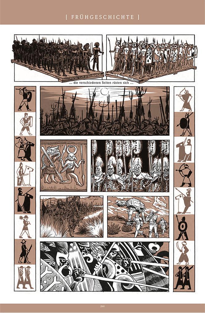 »Beta …civilisations. Volume 1« | Seite 260