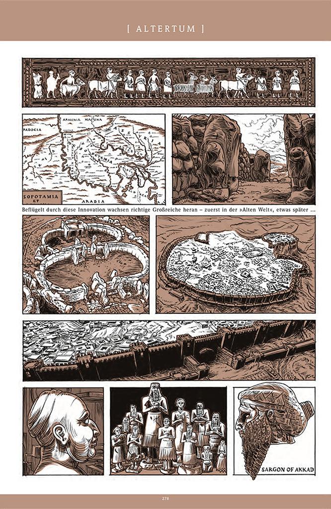 »Beta …civilisations. Volume 1« | Seite 278