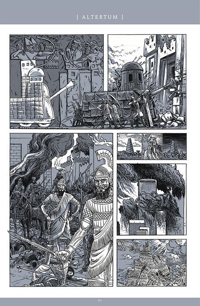 »Beta …civilisations. Volume 1« | Seite 331