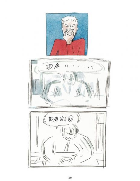 Als David seine Stimme verlor – Seite 10
