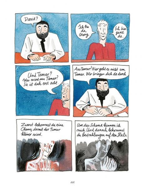 Als David seine Stimme verlor – Seite 11