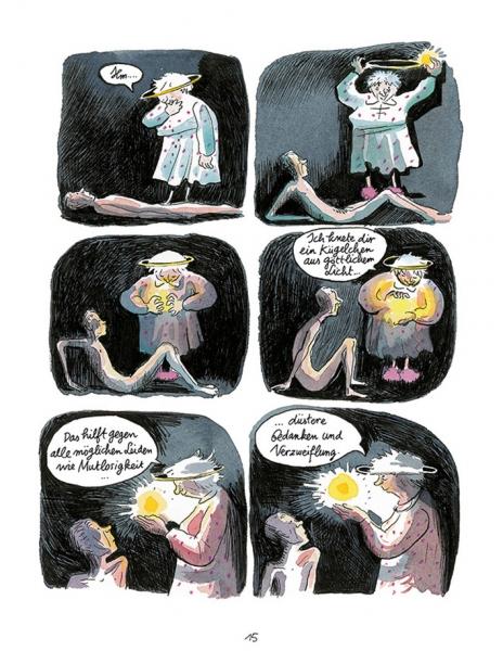 Als David seine Stimme verlor – Seite 15