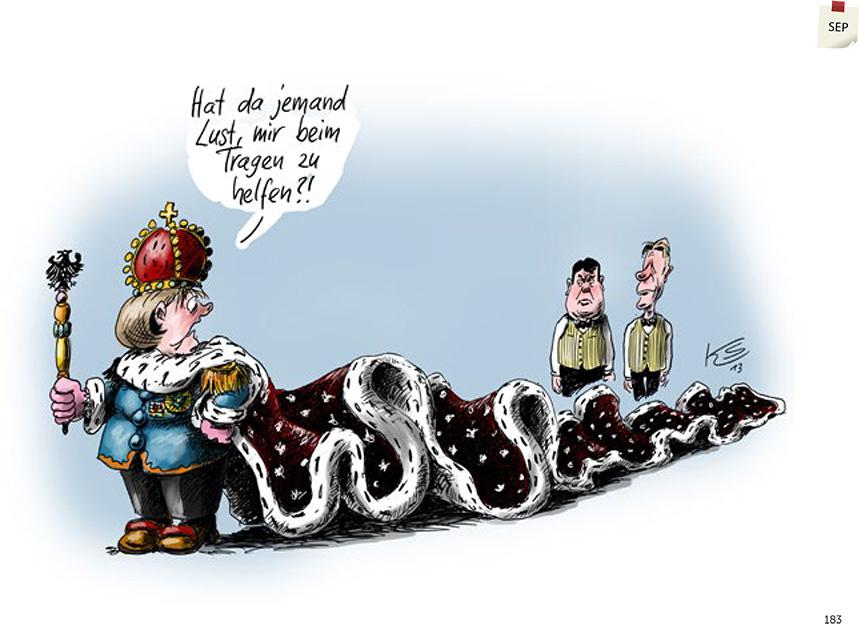 Klaus Stuttmann: Frisch verwählt! 2