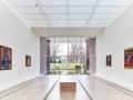 Installationsansicht der Ausstellung « Paul Gauguin » 1