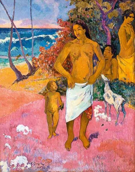 Baigneurs, 1902