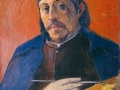 Autoportrait à la palette, ca. 1893/94