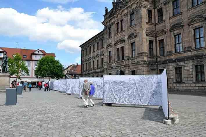 Sacco Installation Erlangen 11