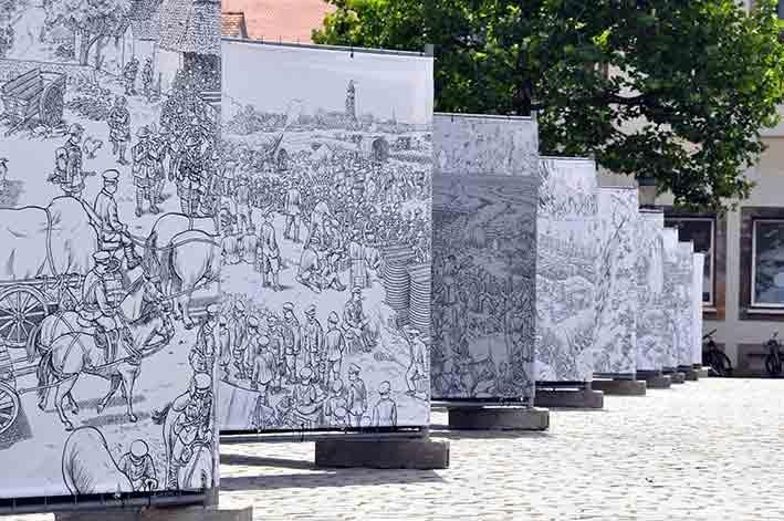 Sacco Installation Erlangen 6