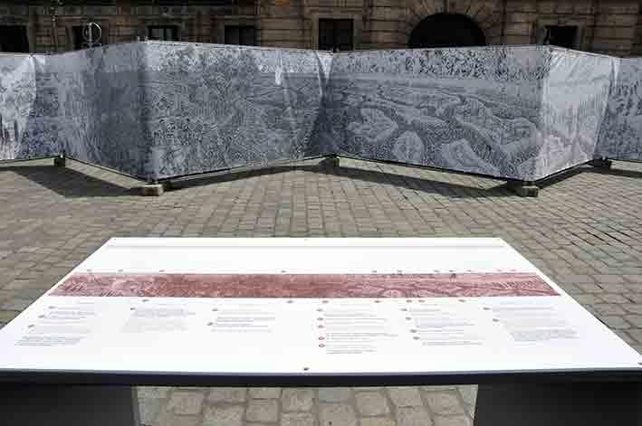 Sacco Installation Erlangen 7