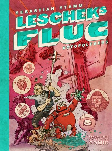 Lescheks Flug_Cover
