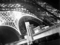 Willy Maywald: Weltausstellung in Paris, Eiffelturm und Pressepavillon, 1937