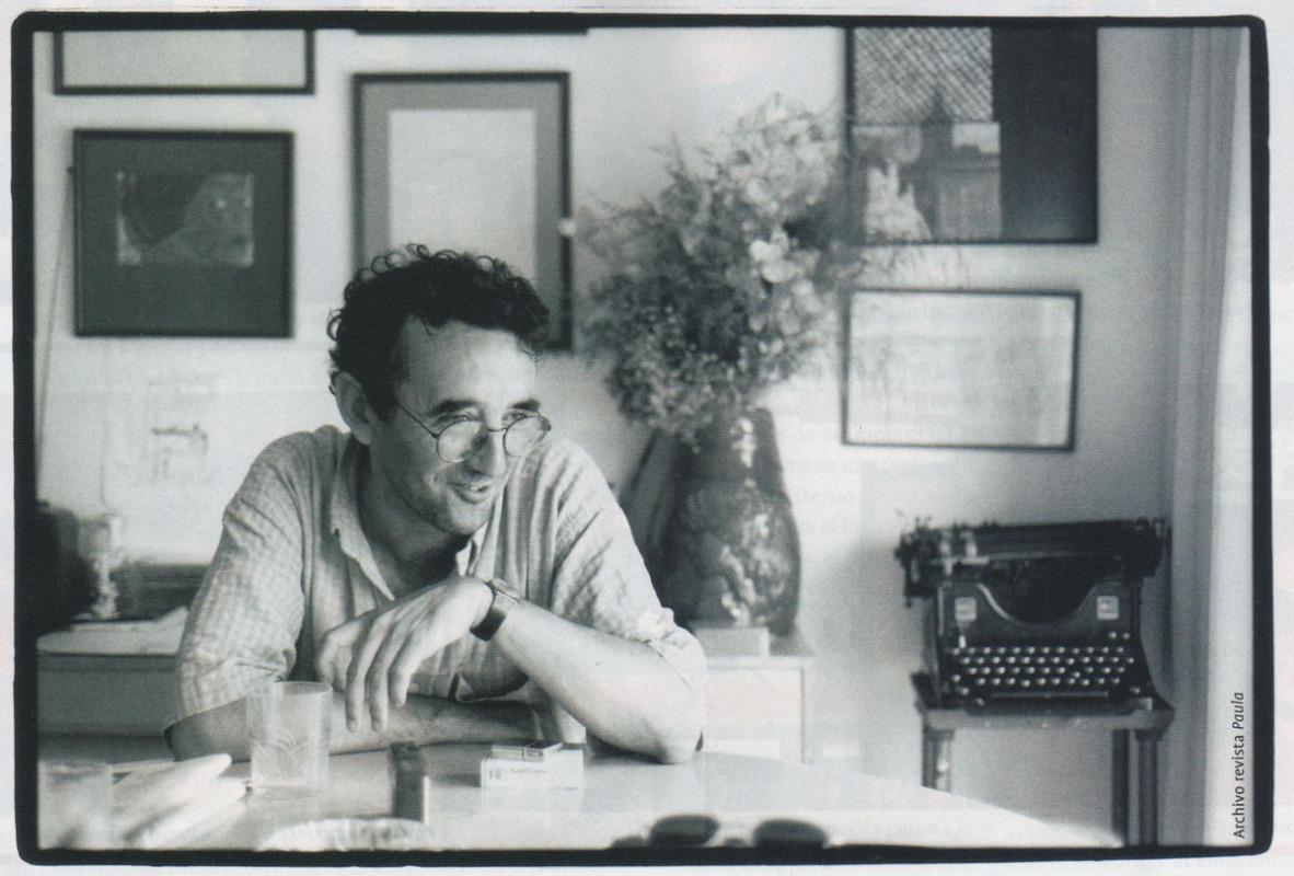Roberto Bolaño | Archivo Revista Paula