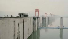 Drei-Schluchten-Staudamm   © Nadav Kander, Hatje Cantz Verlag