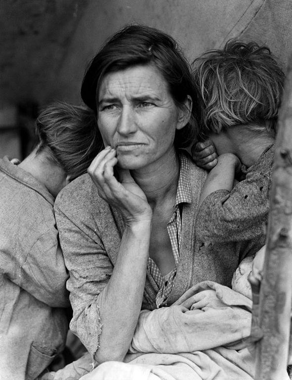 Migrant Mother | Dorothea Lange