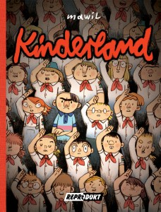 Cover Kinderland regulär