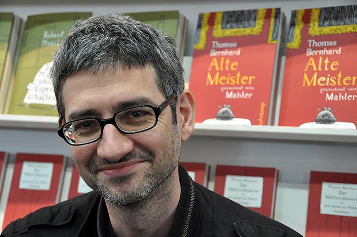Nicolas Mahler auf der Leipziger Buchmesse