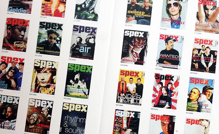 Auszug »Spex. Das Buch«