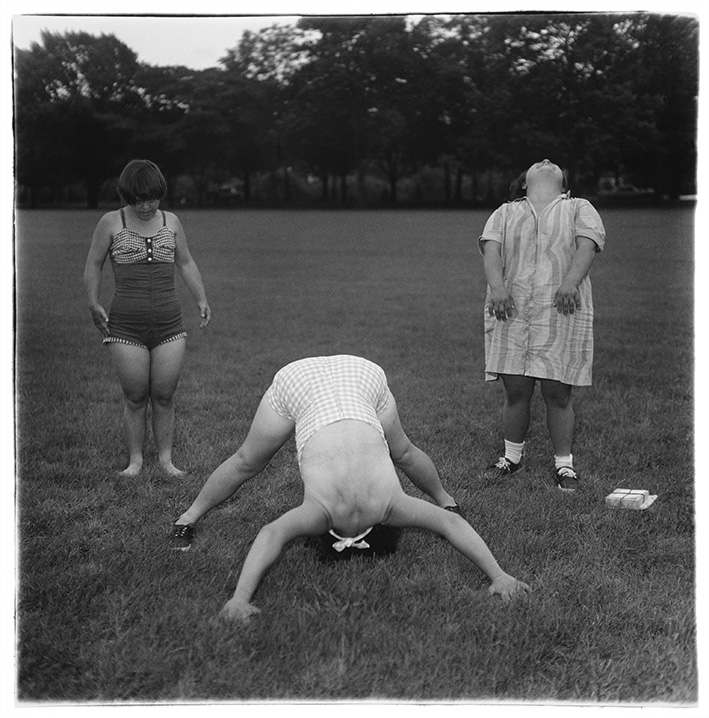 Ohne Titel (6) 1970–71 | © The Estate of Diane Arbus