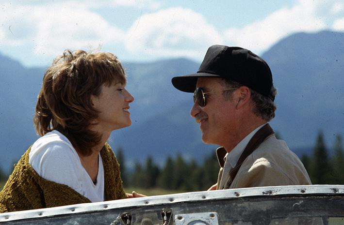 Szene aus »Always - Der Feuerengel von Montana« von 1989 | © Steven Spielberg