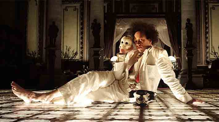 Peter Greenaway: Eisenstein-in-Guanajuato