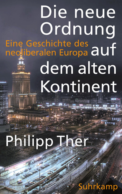 Suhrkamp Verlag 2014. 432 Seiten. 26,95 Euro