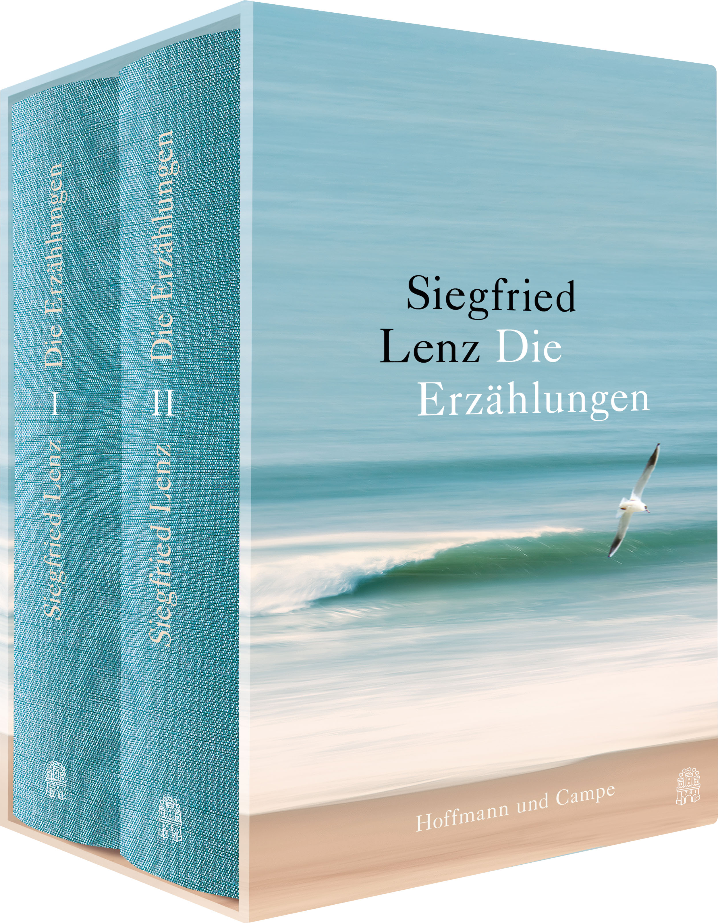 Hoffmann & Campe. 1.540 Seiten. 50,- Euro.