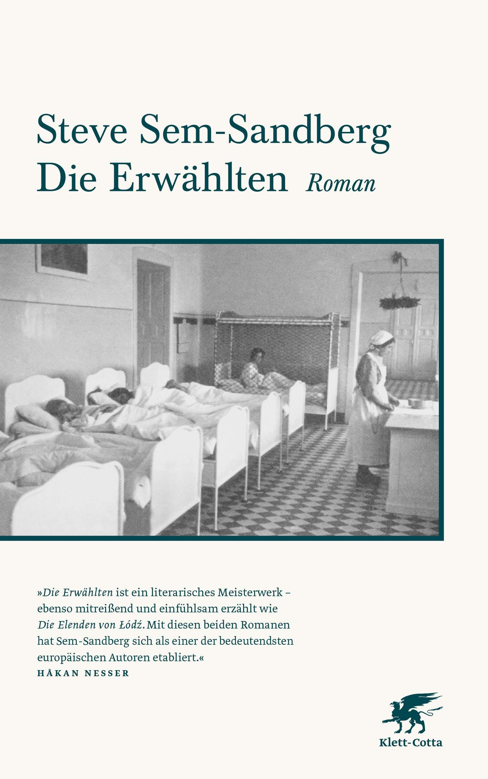 Klett Cotta. 640 Seiten. 26,95 Euro.