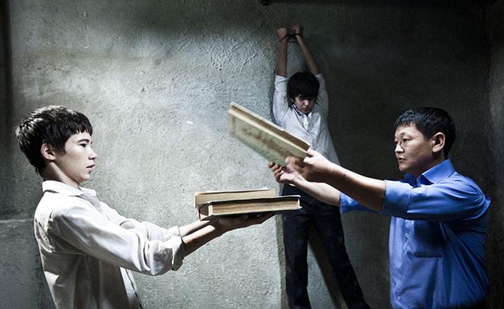 Überall lauert die nackte Gewalt des autoritären kasachischen Regimes | © Harmony Lessons Film Production