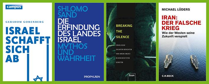 Israel-Neuerscheinungen_intellectures