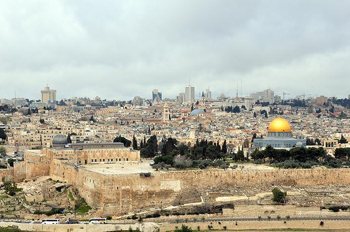 Eine der Kernfragen im Konflikt dreht sich um die Zukunft von Jerusalem als Hauptstadt beider Völker | Foto: Thomas Hummitzsch