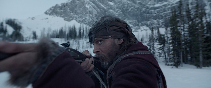 Tom Hardy in »The Revenant« | © 2015 - Twentieth Century Fox