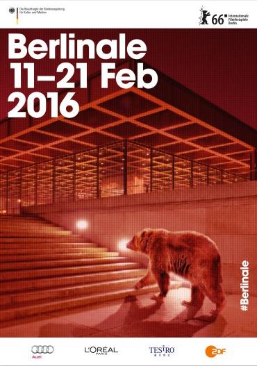 Die Plakatserie der 66. Internationalen Filmfestspiele, gestaltet von der Agentur Velvet Creative Office