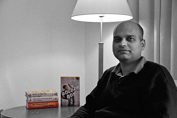 Aravind-Adiga-Bücher