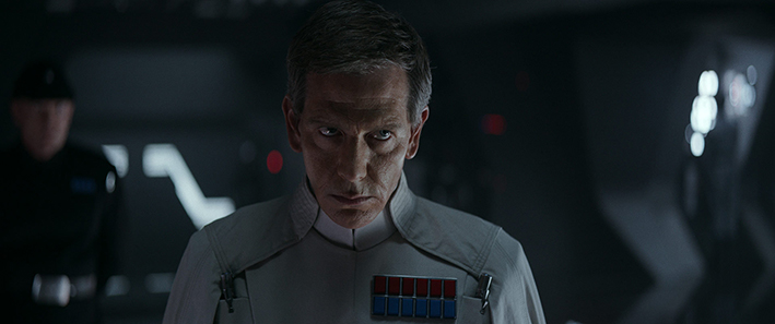 Rogue One: A Star Wars Story (Ben Mendelsohn) | Ph: Film Frame ©Lucasfilm LFL