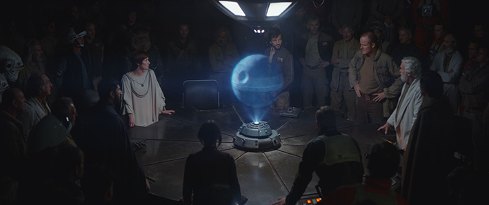 Rogue One: A Star Wars Story | Ph: Film Frame ©Lucasfilm LFL