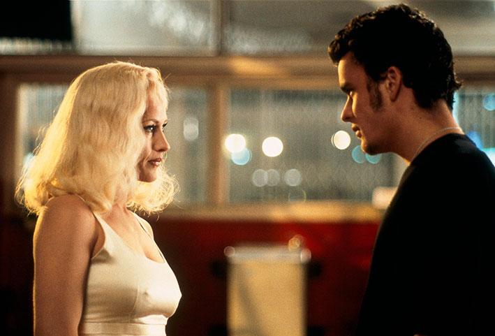 Patricia Arquette und Balthazar Getty in »Lost Highway«