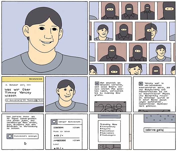 Nichts verbreitet sich schneller online als Verschwörungstheorien