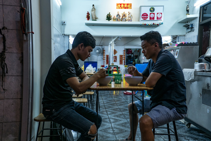 Rizi | Days von: Tsai Ming-Liang |© Homegreen Films