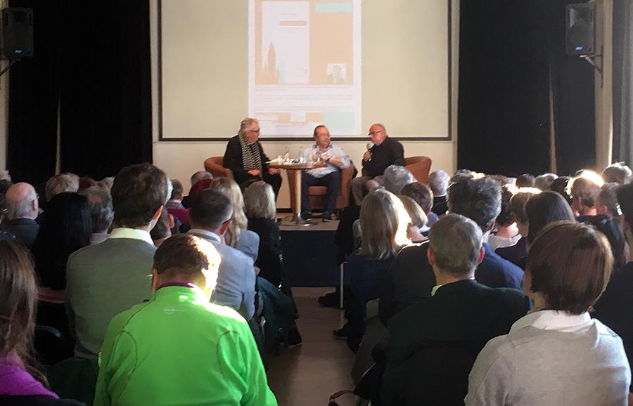 Fethi Benslama stellt im Institut Français sein Buch »Der Übermuslim« vor